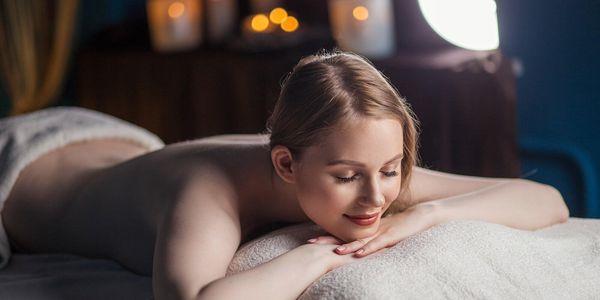 Poukaz na masáž dle vlastního výběru v hodnotě 500 Kč4