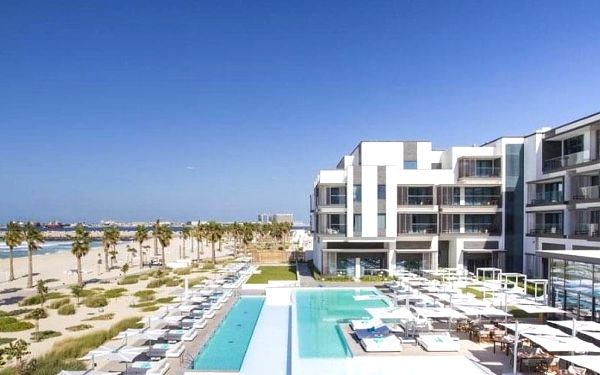 Hotel Nikki Beach Resort & Spa Dubai