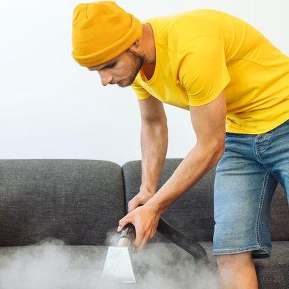 Sedačky jako nové: čištění látkových i kožených