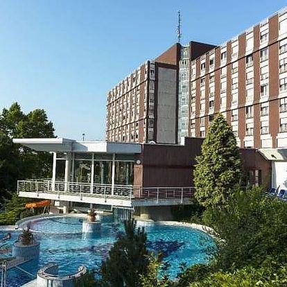Danubius Health Spa Hotel Aqua, Maďarsko, Termální lázně Maďarsko, Hevíz