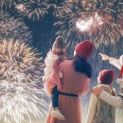 Vánoční svátky na Šumavě v Hotelu Kolibřík s polopenzí a blízko skiareálu
