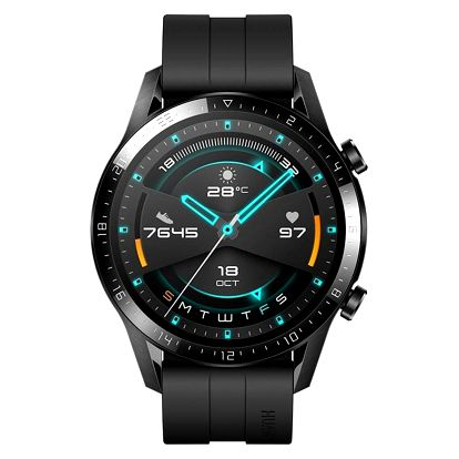 Huawei Watch GT 2 (46 mm) černé (55024474)