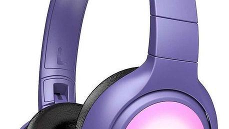 Sluchátka Philips TAKH402PK růžová (TAKH402PK/00)