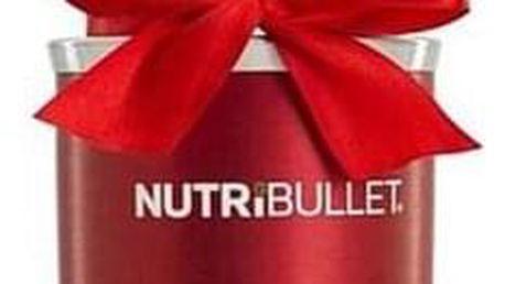 Delimano NUTRIBULLET 600 Red červený