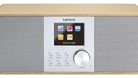 Lenco DIR-200 dřevo