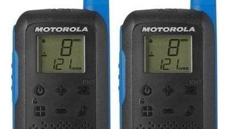 Motorola TLKR T62 modrý (B6P00811LDRMAW)