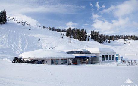 Last minute - zažijte nezapomenutelné chvíle na svazích lyžařského ráje Alpe Lusia - San Pellegrino v italských Dolomitech.