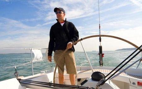 Víkend na jachtě - Lipno