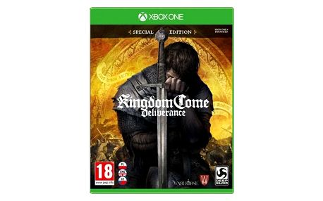 Hra WARHORSE Xbox ONE Kingdom Come: Deliverance (71479)