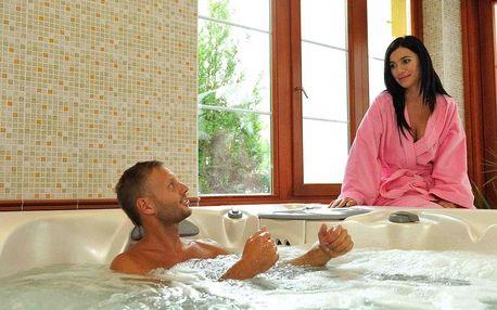 Hévíz, pohodlný hotel Erzsébet*** naproti termálním lázním
