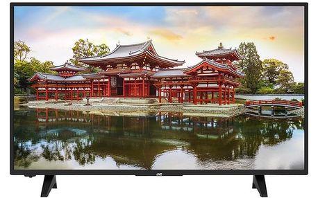 Televize JVC LT-55VU3905 černá