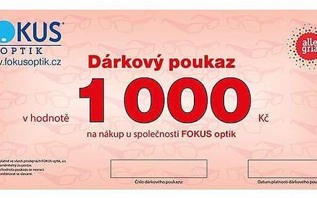 Fokus 1000 Kč