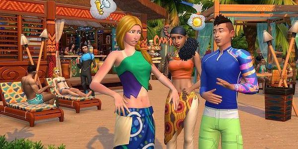 Hra EA The Sims 4 - Život na ostrově (EAPC05166)3