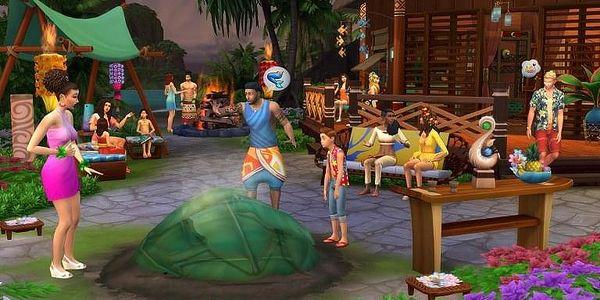 Hra EA The Sims 4 - Život na ostrově (EAPC05166)4