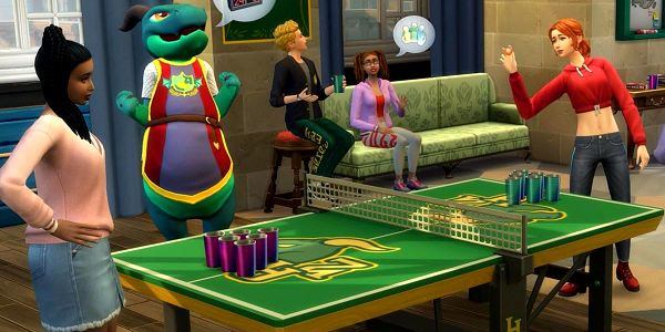 Hra EA The Sims 4 - Hurá na vysokou (EAPC05168)2