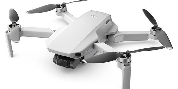 Dron DJI Mavic Mini Fly More Combo šedý + DOPRAVA ZDARMA5