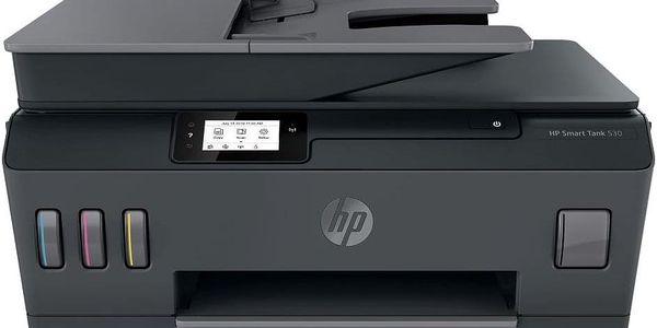 Tiskárna multifunkční HP Smart Tank 530 (4SB24A#A82)4