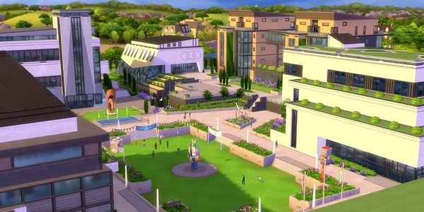 Hra EA The Sims 4 - Hurá na vysokou (EAPC05168)4