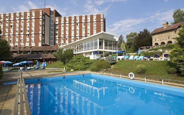 Maďarsko: Danubius Health Spa Resort Aqua