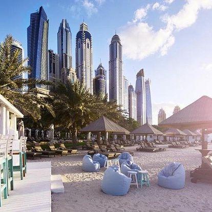 Spojené arabské emiráty - Dubaj letecky na 7-10 dnů