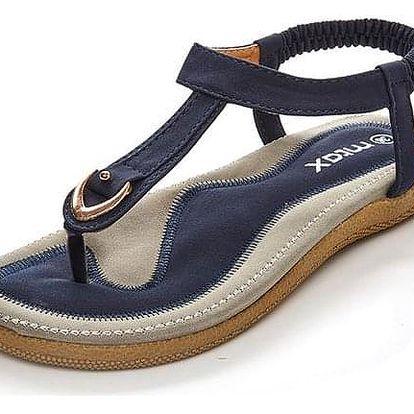 Pohodlné a měkké dámské sandály - dodání do 2 dnů