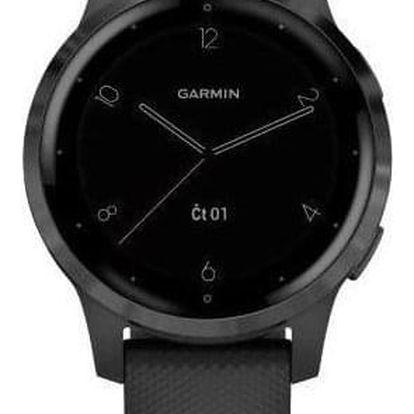 Garmin vívoactive4S Gray/Black (010-02172-13)