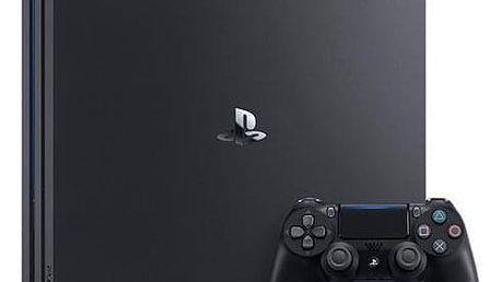 Herní konzole Sony PlayStation 4 Pro 1TB černá (PS719753414)