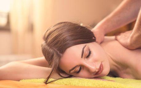 Klasická uvolňující masáž vč. hřejivého zábalu