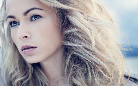 Nový střih, barva nebo melír pro krásné vlasy