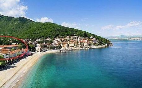 Chorvatsko - Istria na 8-12 dnů