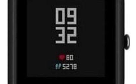 Chytré hodinky Xiaomi Amazfit Bip (A1608-black) černý