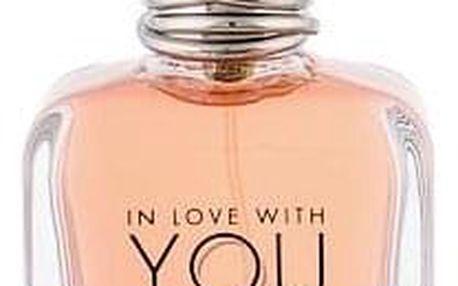 Giorgio Armani Emporio Armani In Love With You parfémovaná voda 50 ml pro ženy