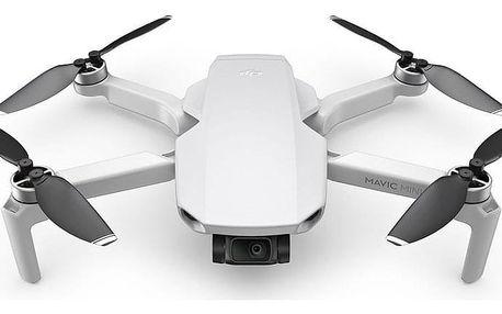 Dron DJI Mavic Mini Fly More Combo šedý