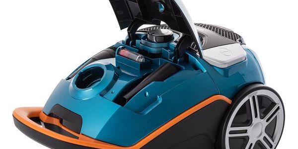 Podlahový vysavač ETA Avanto 3519 90010 modrý + DOPRAVA ZDARMA4