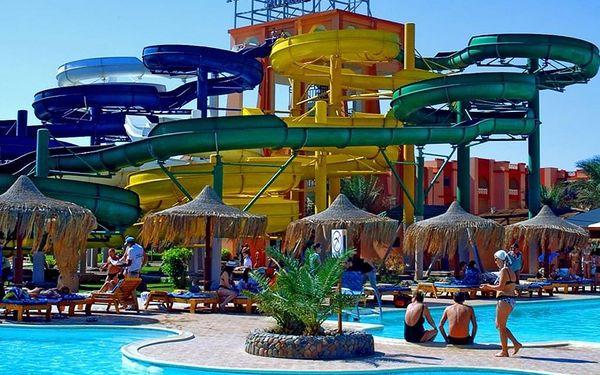 PICKALBATROS AQUA PARK, Hurghada, letecky, all inclusive2