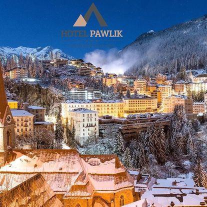 Rakouské Alpy: Panoramahotel Pawlik