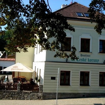 Vysočina: Penzion a hostinec U české koruny