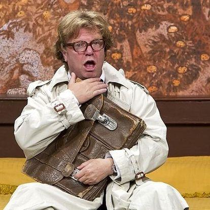 Vstupenky na divadelní hru Mandarínková izba