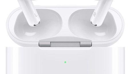 Sluchátka Apple AirPods Pro bílá (MWP22ZM/A)