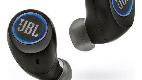 JBL Free černá