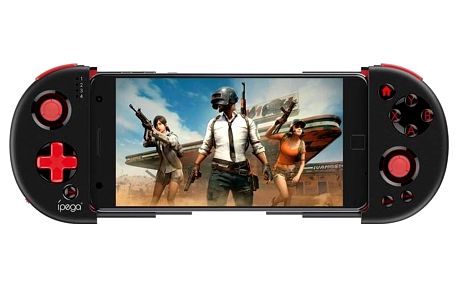 iPega Red Knight, iOS/Android, BT černý (PG-9087)