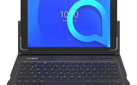 Dotykový tablet ALCATEL 1T 10 Wi-Fi s obalem a klávesnicí (8082-2AALE11-1) černý