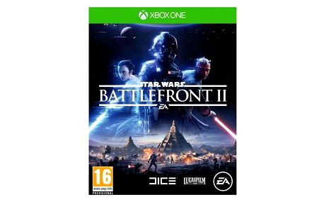 Hra EA Xbox One Star Wars Battlefront II (EAX371521)