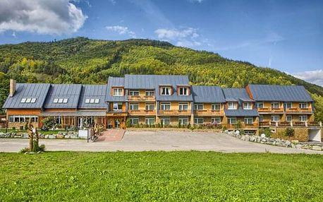 Hotel Zerrenpach Osrblie *** blízko Nízkých Tater s polopenzí + wellness