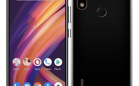 Mobilní telefon Lenovo A6 Note Dual SIM černý (PAGK0036CN)