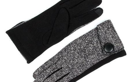 Delfin Dámské rukavice ala Coco Chanel zimní