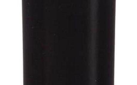 Secret de Gourmet Dřevěný mlýnek na pepř černé barvy, mechanický mlýnek na koření v moderním designu