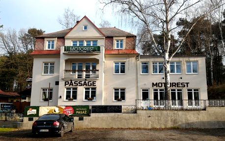 Máchovo jezero: Hotel Passage