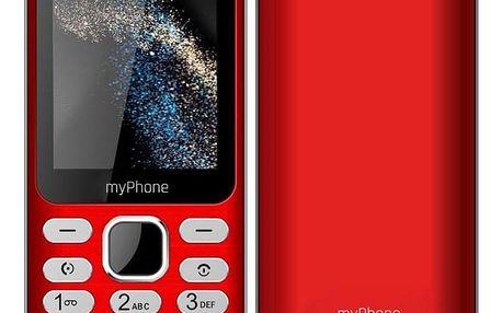 myPhone Maestro červený (TELMYMAESTRORE)