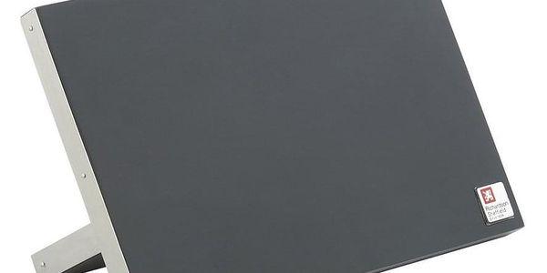 Richardson Sheffield Magnetický stojan na nože 30,3 x12 x 20,5 cm, šedá